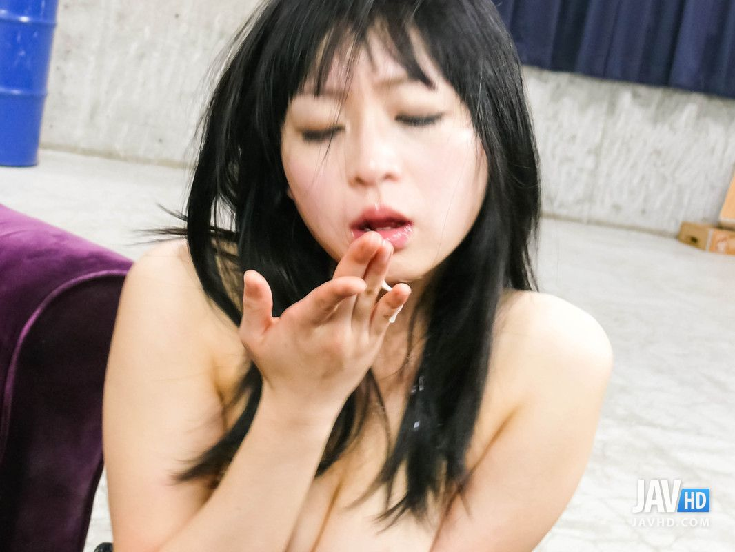 image Nozomi and dildos in lesbian sex