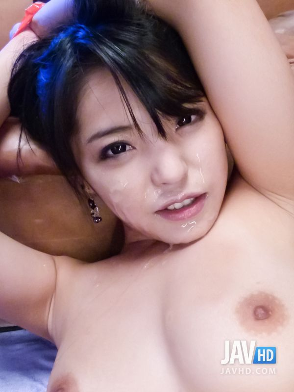 Eririka Katagiri Enjoying Her Dripping Wet Cunt Stimulated