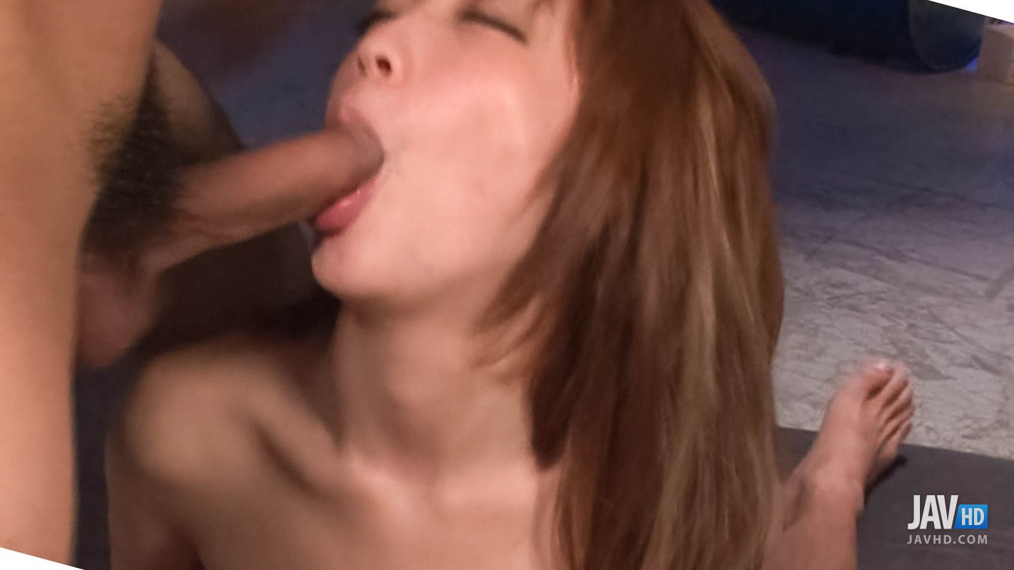 Azusa nagasawa big tits lady goes nasty on a tasty dong 6