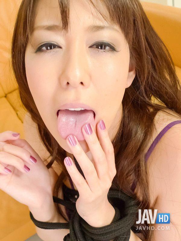 拘束した朝桐光ちゃんを全裸でバイブ攻め!同時強制フェラチオで連続ぶっかけ口内射精!無修正!